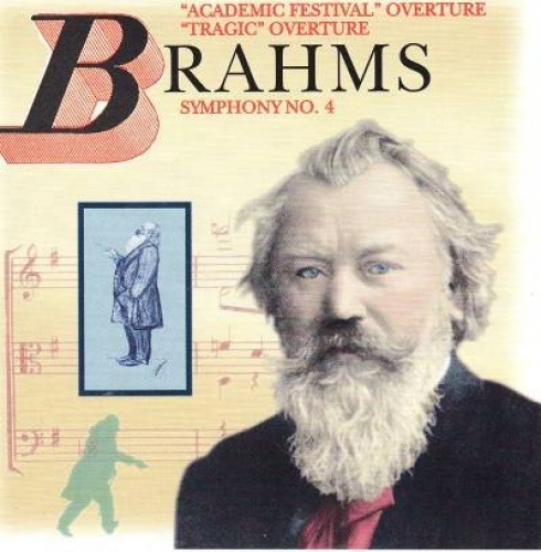 Brahms: Symphony in Em No4, Op98; Tragic Overture in Dm Op81