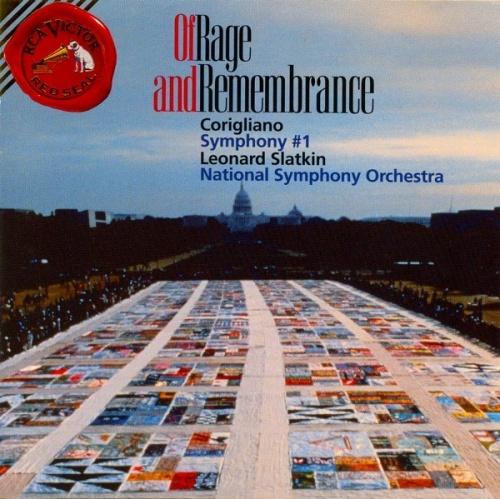 John Corigliano: Of Rage and Remembrance; Symphony No.1