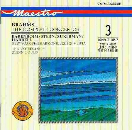 Brahms: The Complete Concertos