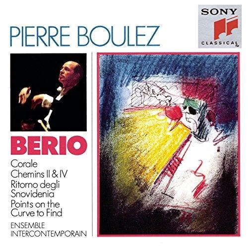 Berio: Corale; Chemins II & IV
