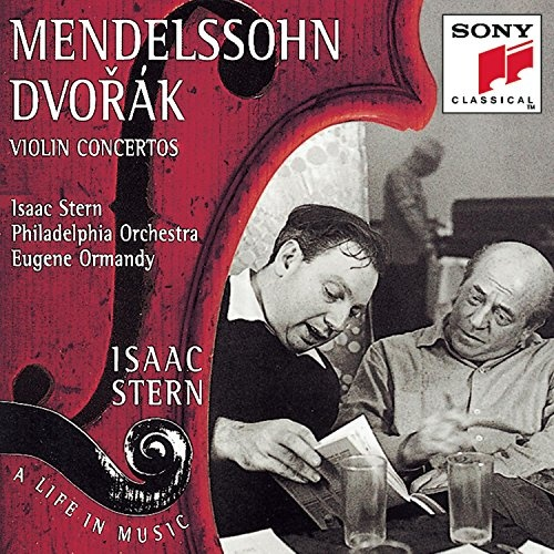 Mendelssohn, Dvorak: Violin Concertos