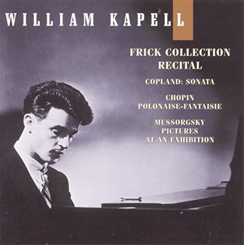 Frick Collection Recital