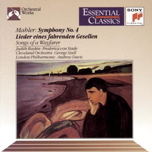 Mahler: Symphony No.4; Lieder eines fahrenden Gesellen
