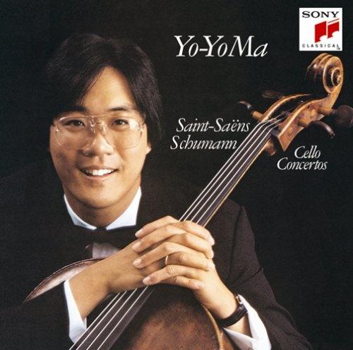 Saint-Saëns, Schumann: Cello Concertos