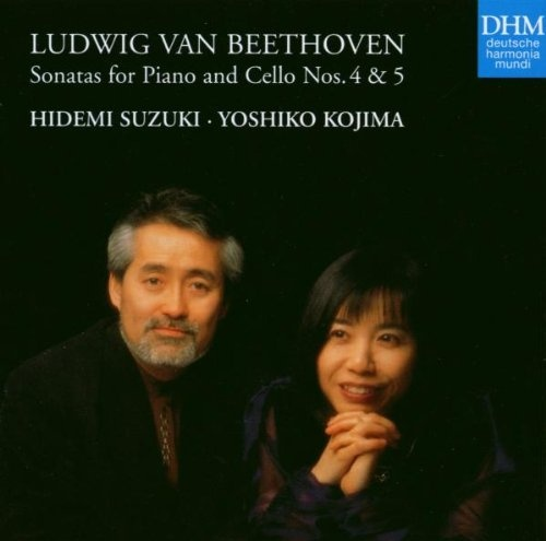 Ludwig van Beethoven: Sonatas for Piano and Cello Nos. 4 & 5