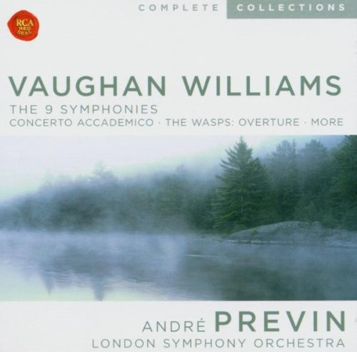 Vaughan Williams: The Nine Symphonies