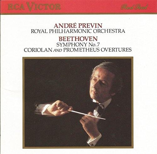 Beethoven: Symphony No. 7; Coriolan & Prometheus Overtures