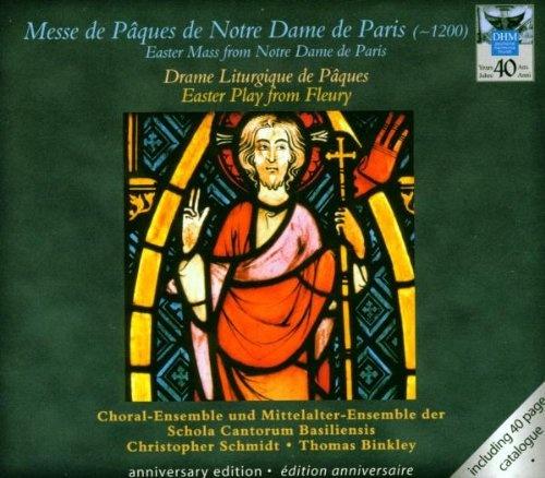 Easter Mass from Notre Dame de Paris