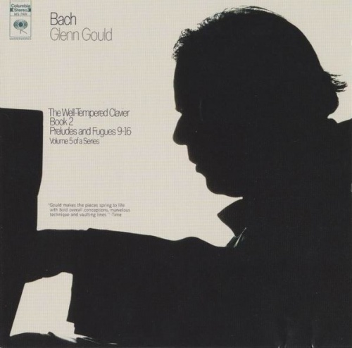 Bach: The Well-Tempered Clavier, Book 2, Preludes and Fugues 9-16