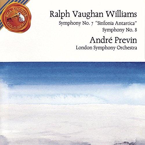 Ralph Vaughan Williams: Symphonies 7 & 8