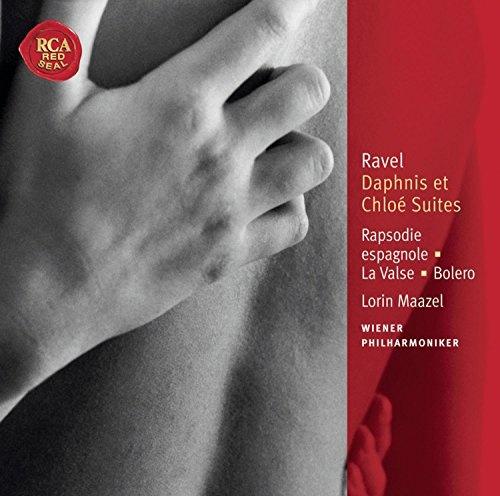 Ravel: Daphnis et Chloé Suites; Rapsodie espagnole; etc.