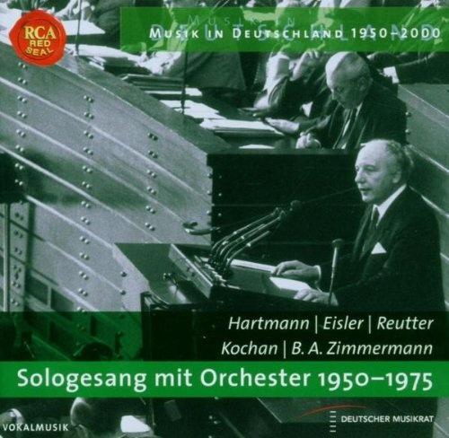 Musik in Deutschland 1950-2000 Vol. 56/Var