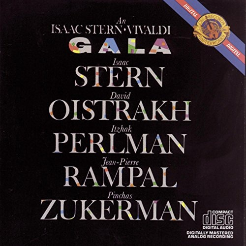An Isaac Stern Vivaldi Gala - Isaac Stern | Songs, Reviews, Credits