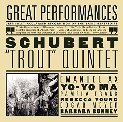 """Schubert: Quintet, Op. 114 """"The Trout"""""""