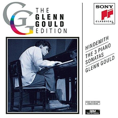 Hindemith: The 3 Piano Sonatas