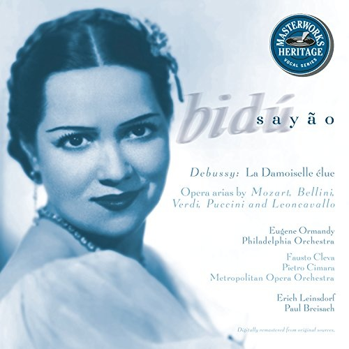 La Demoiselle élue: Opera Arias