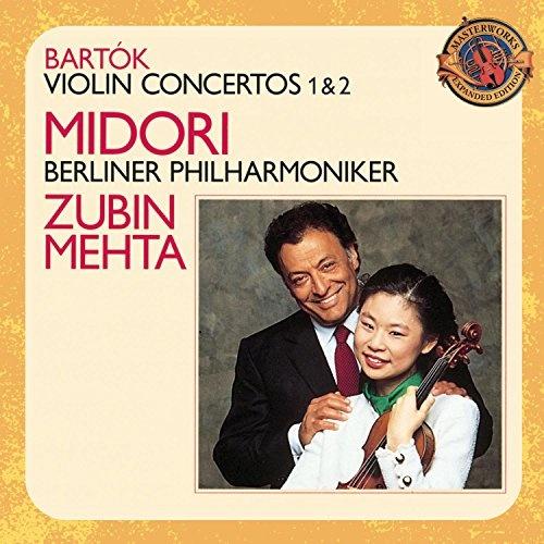 Bartók: Violin Concertos 1 & 2