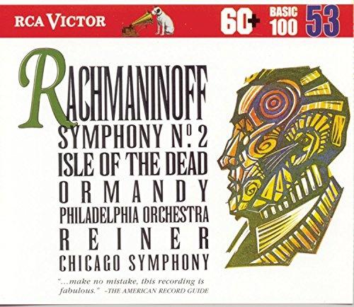 Sergei Rachmaninoff: Symphony No.2; Isle of the Dead