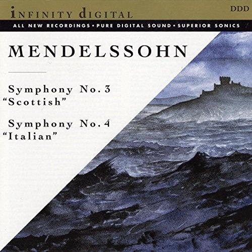 Felix Mendelssohn: Symphonies Nos. 3 & 4