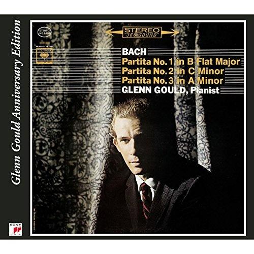 Bach: Partitas Nos. 1-3