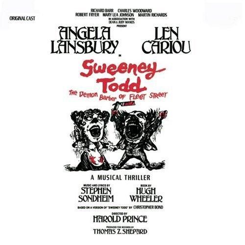 Sweeney Todd [Original Cast]
