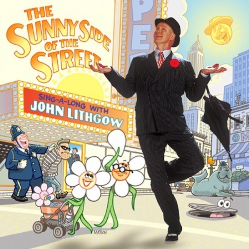 the sunny side of the street john lithgow songs reviews
