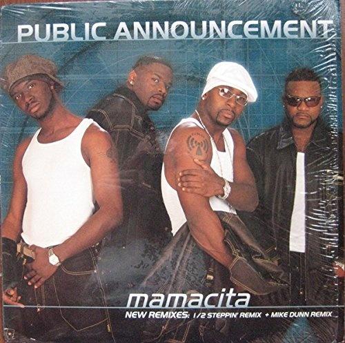 Mamacita [CD/12
