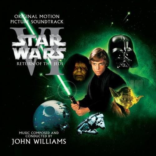 Star Wars Episode Vi Return Of The Jedi Original Motion Picture Soundtrack John Williams Songs Reviews Credits Allmusic