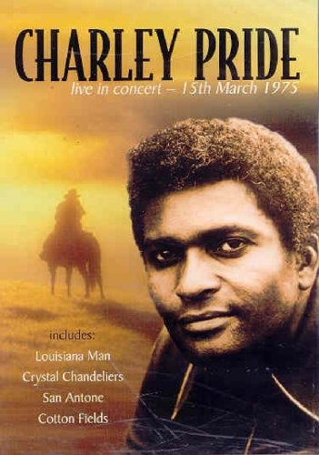 Live in concert legacy charley pride songs reviews credits live in concert legacy mozeypictures Images
