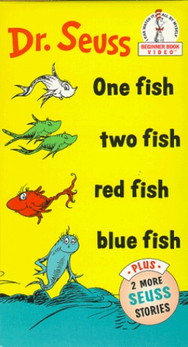 One Fish Two Fish Red Fish