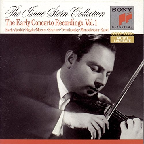 The Early Concerto Recordings, Vol. 1
