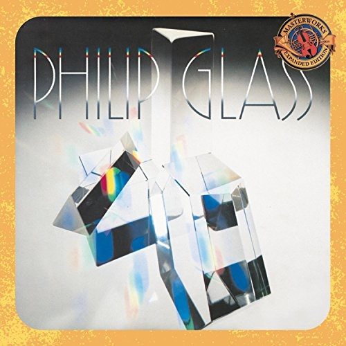 Glassworks expanded edition by philip glass, michael reisman.