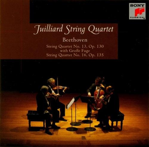 Beethoven: String Quartet No. 13, Op. 130 with Große Fuge; String Quartet No. 16, Op. 135