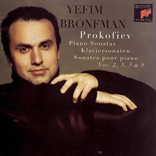 Prokofiev: Piano Sonatas Nos. 2, 3, 5 & 9