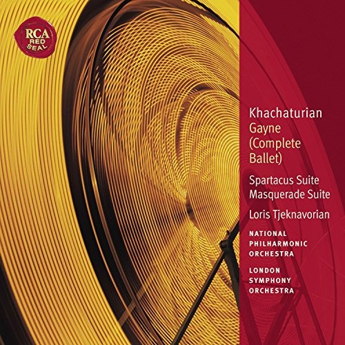 Khachaturian: Gayne (Complete Ballet); Selections from Spartacus; Masquerade Suite