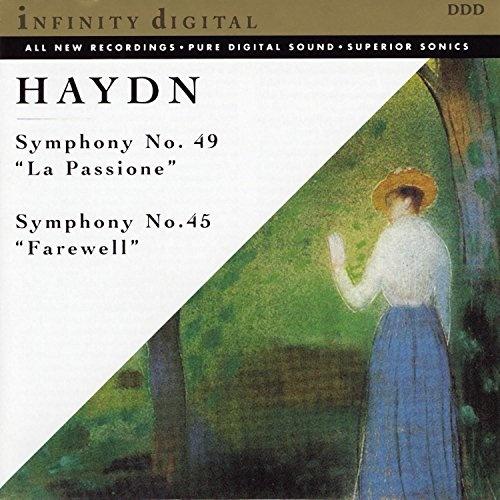 Haydn: Symphonies Nos. 49 (