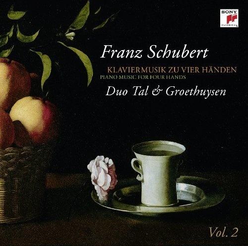 Franz Schubert: Klaviermusik zu vier Händen