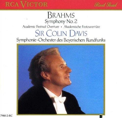 Johannes Brahms: Symphony No. 2/Academic Festival Overture