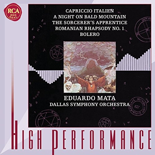 Capriccio Italien; A Night On Bald Mountain; The Sorcerer's Apprentice...