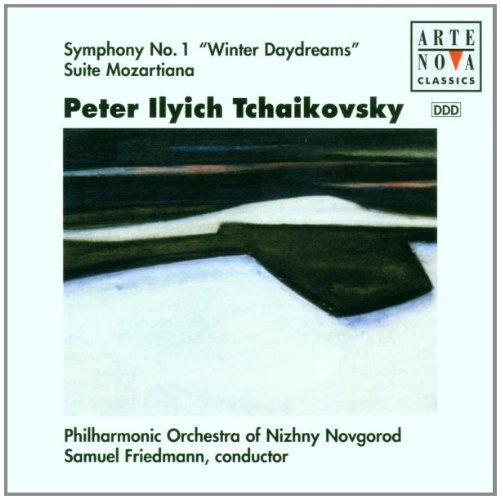Tchaikovsky: Symphony No.1; Mozartiana