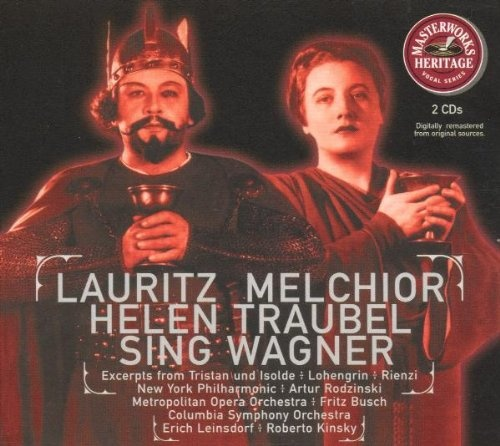 Helen Traubel and Lauritz Melchior Sing Wagner
