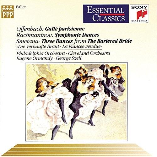 Ballet Music by Offenbach, Rachmaninov & Smetana