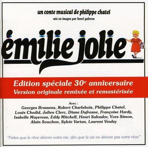 Émilie Jolie [Edition special 30th anniversaire]