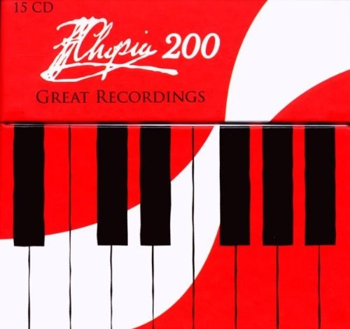 Chopin 200 Great Recordings