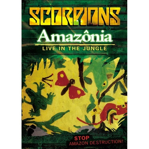 Amazônia: Live in the Jungle