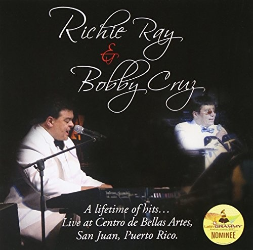 A Lifetime of Hits: Live at Bellas Artes, San Juan, Puerto Rico