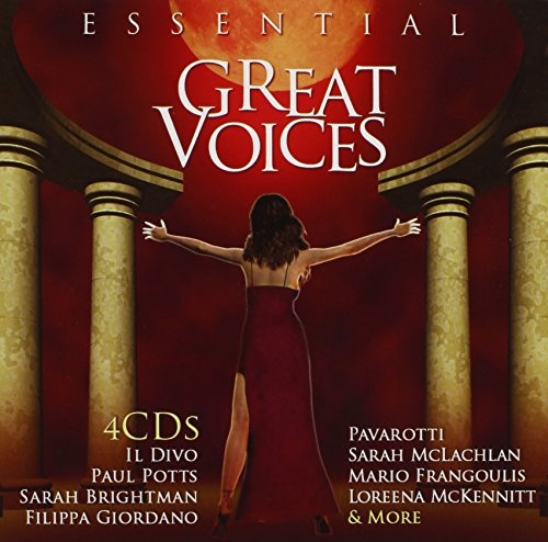 Essential Great Voices