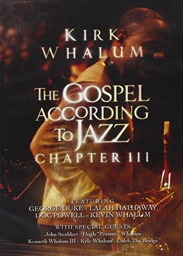 The  Gospel According to Jazz: Chapter III [DVD]