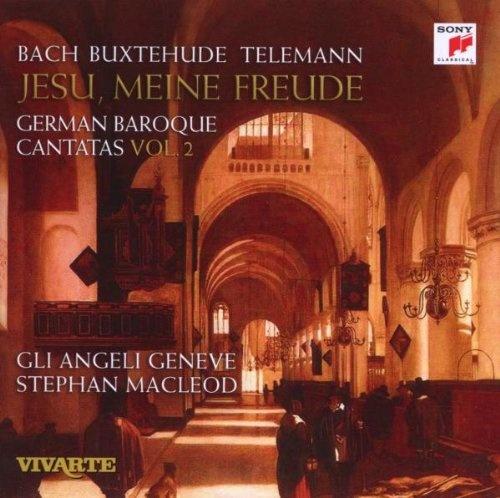 German Baroque Cantatas, Vol. 2