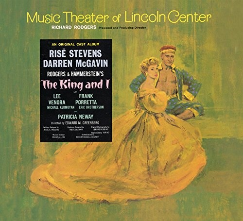 The King and I [1964 Broadway Revival Cast]
